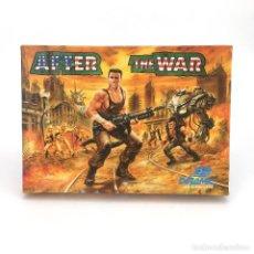 Videojuegos y Consolas: AFTER THE WAR DINAMIC SOFTWARE ESPAÑA SNATCHO LUIS ROYO 1989 DISKETTE AMSTRAD CPC 464 6128 664 DISCO. Lote 230848340