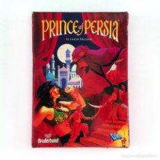 Videojuegos y Consolas: PRINCE OF PERSIA / DRO SOFT ESPAÑA / BRODERBUND 1990 PLATAFORMAS DISKETTE AMSTRAD CPC 6128 664 DISCO. Lote 230852675