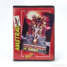 Videojuegos y Consolas: GHOULS 'N' GHOSTS ESTUCHE ERBE U.S. GOLD CAPCOM 1989 GOBLINS DISKETTE AMSTRAD CPC 464 6128 664 DISCO. Lote 230928810