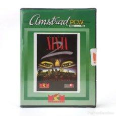 Videojuegos y Consolas: LAST NINJA II ESTUCHE MCM / SYSTEM 3 1990 SHINOBI SHURIKEN DISKETTE AMSTRAD PCW 8256 8512 9512 DISCO. Lote 230931925