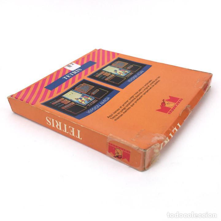 Videojuegos y Consolas: TETRIS MCM ESPAÑA MIRRORSOFT ANDROMEDA SOFTWARE 1990 JUEGO DISKETTE AMSTRAD PCW 8256 8512 9512 DISCO - Foto 3 - 230932360