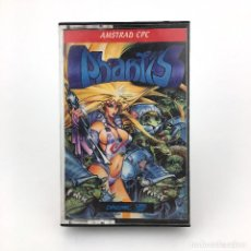Videojuegos y Consolas: PHANTIS DINAMIC SOFTWARE ESPAÑA 1987 ALFONSO AZPIRI GAME OVER 2 VINTAGE AMSTRAD CPC 464 664 CASSETTE. Lote 231090055