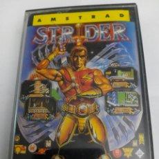 Videojuegos y Consolas: STRIDER AMSTRAD ERBE. Lote 231766940
