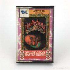 Videojuegos y Consolas: NIGHTSHADE. DRO SOFT ESPAÑA ULTIMATE PLAY THE GAME 1988 ALIEN 8 KNIGHT LORE AMSTRAD CPC 464 CASSETTE. Lote 231936285