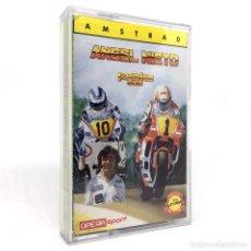 Videojuegos y Consolas: ANGEL NIETO OPERA SPORT / SOFT ESPAÑA 1990 MOTOCICLISMO RACING ASPAR SITO PONS AMSTRAD CPC CASSETTE. Lote 232078105