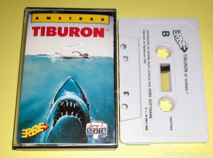 TIBURÓN AMSTRAD (Juguetes - Videojuegos y Consolas - Amstrad)