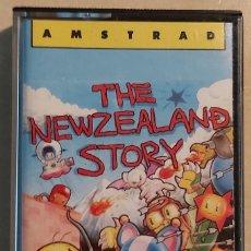 Videojogos e Consolas: THE NEWZEALAND STORY AMSTRAD CINTA. Lote 236782465