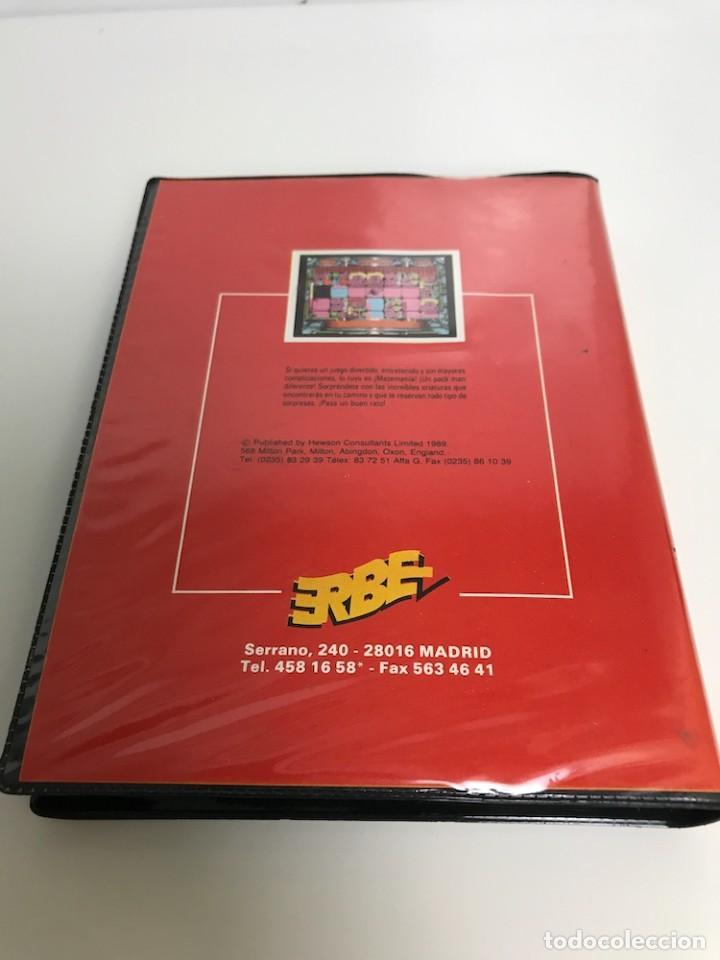 Videojuegos y Consolas: Maze Mania para Amstrad disco - Foto 2 - 236816685