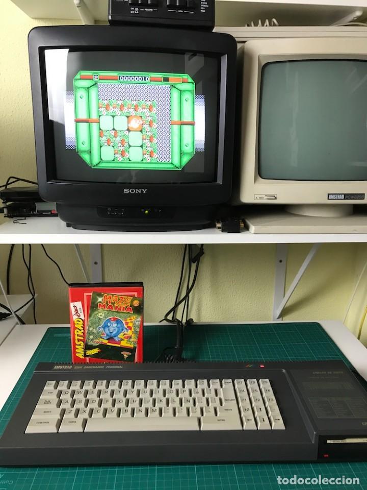 Videojuegos y Consolas: Maze Mania para Amstrad disco - Foto 4 - 236816685