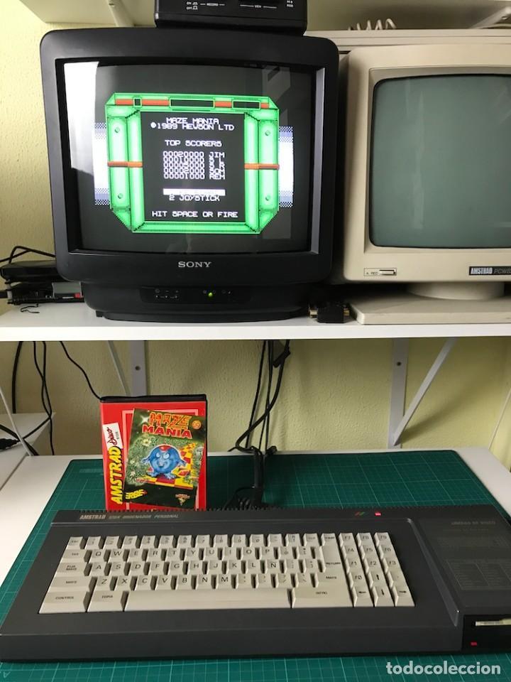 Videojuegos y Consolas: Maze Mania para Amstrad disco - Foto 5 - 236816685