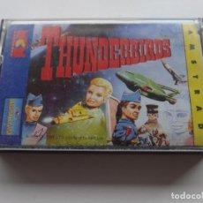 Videojuegos y Consolas: THUNDERBIRDS GRANDSLAM MCM SOFTWARE AMSTRAD CPC 464 472 664 6128. Lote 239847350