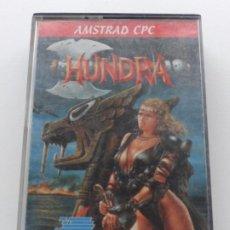 Videojuegos y Consolas: HUNDRA DINAMIC SOFTWARE AMSTRAD CPC 464 472 664 6128. Lote 262164980