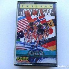 Videojuegos y Consolas: TOUR DE FORCE GREMLIN AMSTRAD CPC 464 472 664 6128. Lote 239888040