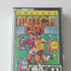 Videojuegos y Consolas: MATCH DAY FUTBOL FOOTBALL OCEAN AMSTRAD CPC 464 472 664 6128. Lote 239901535