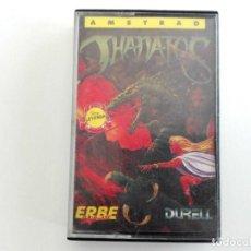 Videojuegos y Consolas: THANATOS DURELL AMSTRAD CPC 464 472 664 6128. Lote 239906185