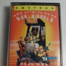 Videojuegos y Consolas: VICTORY ROAD SNK IMAGINE OCEAN AMSTRAD CPC 464 472 664 6128. Lote 240636810