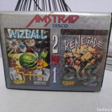 Videojuegos y Consolas: AMSTRAD 2X1. Lote 241543025