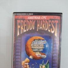 Videojuegos y Consolas: FREDDY HARDEST AMSTRAD CPC. Lote 244680260