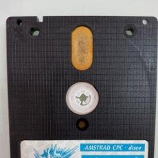 Videojuegos y Consolas: COMANDO TRACER VIDEOJUEGO AMSTRAD DISCO. Lote 244686115
