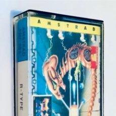 Videojuegos y Consolas: R-TYPE [ELECTRIC DREAMS] 1988 ACTIVISION [IREM CORP] MCM SOFTWARE ERBE [AMSTRAD CPC] RTYPE. Lote 245242675