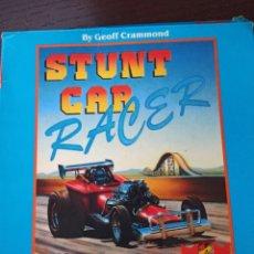 Videojuegos y Consolas: JUEGO STUNT CAR RACER AMSTRAD DISCO 1989 MICRO STYLE. Lote 245441820