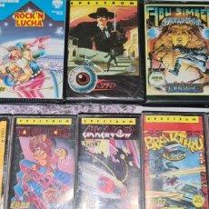 Videojuegos y Consolas: JUEGOS AMSTRAD 40K. Lote 245472210