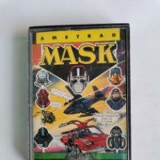 Videojuegos y Consolas: MASK FROM GREMLIN AMSTRAD ERBE SOFTWARE 1987 CPC 464 CASETE. Lote 245600400