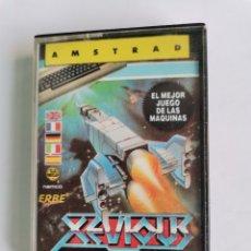 Videojuegos y Consolas: XEVIOUS THE CLASSIC ATARI COIN-UP NAMCO ERBE SOFTWARE. Lote 245600730
