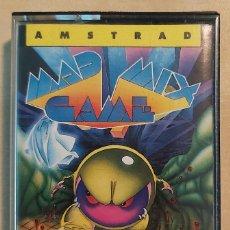Videojuegos y Consolas: MAD MIX GAME AMSTRAD CINTA. Lote 245772725