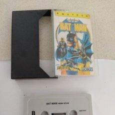Videojuegos y Consolas: BATMAN AMSTRAD CPC 464 CASETTE CINTA ORIGINAL. Lote 245954235