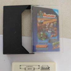 Videojuegos y Consolas: HUMPHREY AMSTRAD CPC 464 CASETTE CINTA ORIGINAL. Lote 245959295