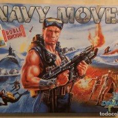 Videojuegos y Consolas: NAVY MOVES + ARMY MOVES AMSTRAD CINTA. Lote 246173090