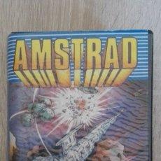 Videojuegos y Consolas: ROCK RAID-AMSTRAD DISCO-MICROBYTE-ESTUCHE NEGRO VHS-AÑO 1985-RARO MUY DIFÍCIL.. Lote 247555450