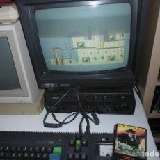 Videojuegos y Consolas: AMSTRAD CINTA CASSETTE ESTUCHE ZORRO. FUNCIONAMIENTO OK.. Lote 248810400