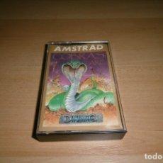 Videojuegos y Consolas: AMSTRAD COBRAS ARC CAJA Y MANUAL DINAMIC ORIGINAL. MUY RARO.. Lote 251459290