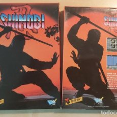 Videojuegos y Consolas: SHINOBI AMSTRAD CINTA. Lote 252277465