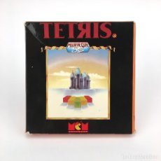 Videojuegos y Consolas: TETRIS MCM ESPAÑA / MIRRORSOFT ANDROMEDA SOFTWARE 1990 JUEGO DISKETTE AMSTRAD CPC 464 6128 664 DISCO. Lote 253043080