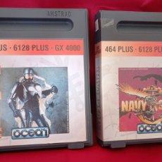 Videojuegos y Consolas: LOTE DE DOS JUEGOS EN PERFECTO ESTADO. AMSTRAD. Lote 253277380