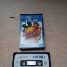 Videojuegos y Consolas: SPLAT. AMSOFT. AMSTRAD.. Lote 254165855