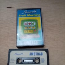 Videojuegos y Consolas: FRUIT MACHINE. AMSOFT. AMSTRAD.. Lote 254166190
