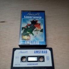 Videojuegos y Consolas: LASERWARP. AMSTRAD. AMSOFT. Lote 254166540
