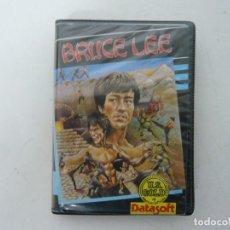 Videojuegos y Consolas: BRUCE LEE / ESTUCHE ERBE / AMSTRAD CPC 464 / RETRO VINTAGE / CASSETTE - CINTA. Lote 255341865