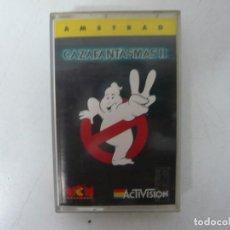 Videojuegos y Consolas: CAZAFANTASMAS 2 / JEWELL CASE / AMSTRAD CPC 464 / RETRO VINTAGE / CASSETTE - CINTA. Lote 255342235