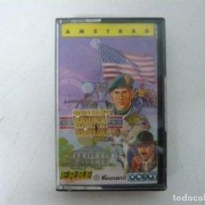 Videojuegos y Consolas: COMBAT SCHOOL / JEWELL CASE / AMSTRAD CPC 464 / RETRO VINTAGE / CASSETTE - CINTA. Lote 255343290