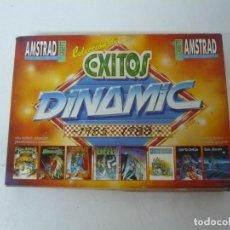 Videojuegos y Consolas: COLECCIÓN EXITOS DINAMIC / CARTÓN / AMSTRAD CPC 464 / RETRO VINTAGE / CASSETTE - CINTA. Lote 255344700