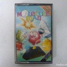 Videojuegos y Consolas: MOLECULE MAN / JEWELL CASE / AMSTRAD CPC 464 / RETRO VINTAGE / CASSETTE - CINTA. Lote 255349025