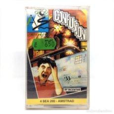 Videojuegos y Consolas: CONFUSION PRECINTADO. SYSTEM 4 ESPAÑA INCENTIVE SOFTWARE 1988 CONFUZION AMSTRAD CPC 464 664 CASSETTE. Lote 255358855