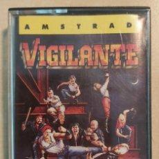 Videojuegos y Consolas: VIGILANTE AMSTRAD CINTA. Lote 255378995