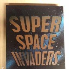 Videojuegos y Consolas: SUPER SPACE INVADERS AMSTRAD DISCO. Lote 256016535