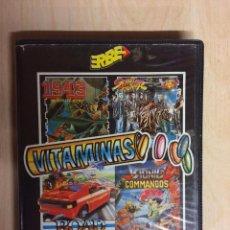 Videojuegos y Consolas: VITAMINAS AMSTRAD DISCO. Lote 256032125